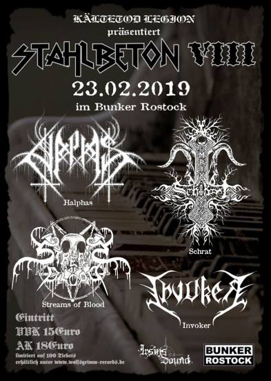 Streams Of Blood - Live Bunker Rostock 2019